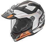 Arai XD4 Vision Frost Orange Dual Sport Helmet - X-Large