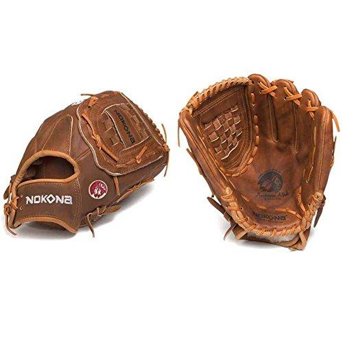 """Nokona Walnut WB-1300 Fielding Glove (13"""") - RHT - WB-1300-RHT"""