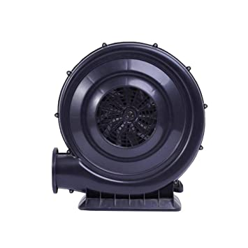 ALEKO BHPUMP680W Bounce House UL Approved Air Blower Pump Fan for Indoor Outdoor Inflatable Bouncy House 680 Watts