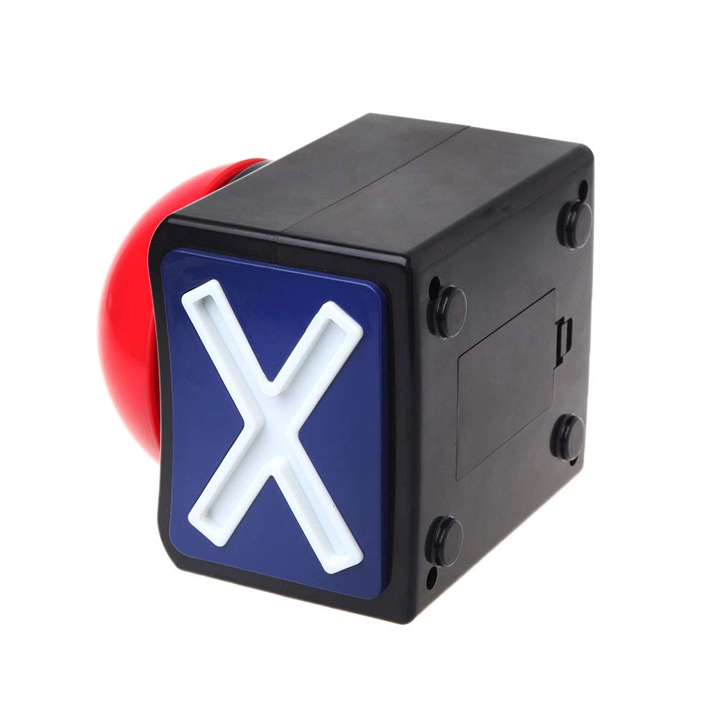 Yuly Game Answer Buzzer Alarm Button with Sound Light Trivia Quiz Got Talent Buzzer by Yuly (Image #8)