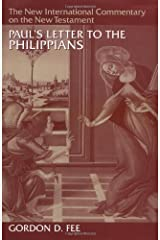 Paul's Letter to the Philippians (New International Commentary on the New Testament) Hardcover