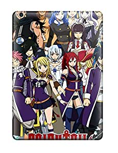 New Premium ZippyDoritEduard Fairy Tail Skin Case Cover Excellent Fitted For Ipad Air
