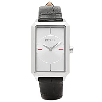147160002bfb [フルラ] 腕時計 レディース FURLA R4251104505 シルバー ブラック [並行輸入品]