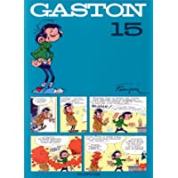 Gaston, tome 15