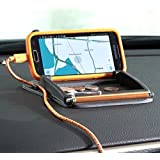High Road StashCache Car Dashboard Cell Phone Holder and Coin Tray