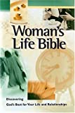 Woman's Life Bible, Thomas Nelson, 0785256865