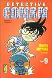 """Afficher """"Detective Conan n° 9 Détective Conan"""""""