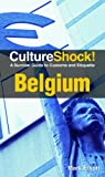 Cultureshock Belgium, Mark Elliot, 0761456570