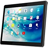 "Kivors 10.1"" Inch 3G Touch Tablet PC - Android 7.0-2GB RAM + 32GB ROM - Quad Core Unlocked 3G Cell Phone Tablets - 1280x800 HD - Dual Camera - Dual Sim Card Slots, WiFi, GPS (Black)"