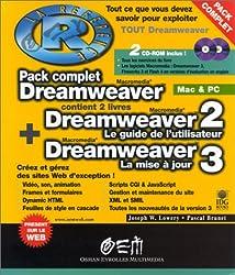 Dreamweaver 3 Reference