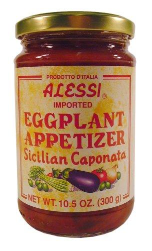 Alessi Caponata, EGGPLANT, 10.50-Ounce