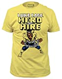Luke Cage - Hero For Hire (slim fit) T-Shirt Size XL