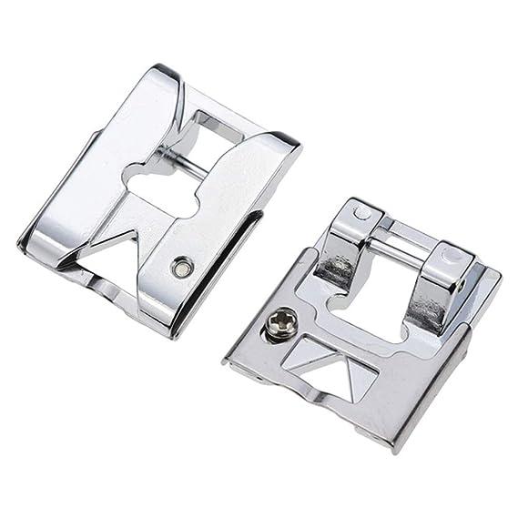 1 prensatelas de metal para máquina de coser, accesorios para el hogar, herramientas de costura: Amazon.es: Hogar