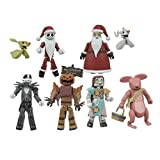 The Nightmare Before Christmas Minimates Series 2 Figure (1 Random)