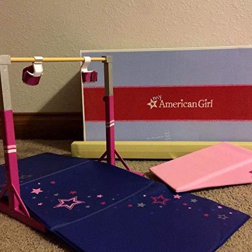 American Girl Gymnastics Set - MY AG 2013 (Gymnastic Set)