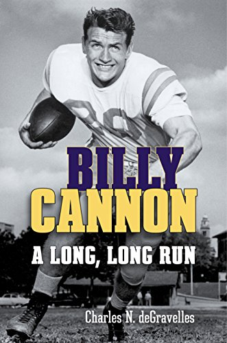 Billy Cannon: A Long, Long Run