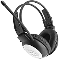 Portable Personal FM Radio Headphones Ear Muffs with Best Reception, Wireless Headset with Radio Built in for Walking…