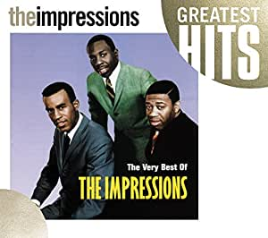 The Impressions Very Best Of The Impressions The