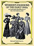 Women's Fashions of the Early 1900s, National Cloak and Suit Co. Staff, 0486272761