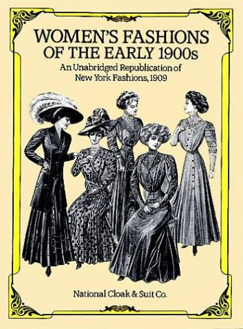 Costume National Suit (Women's Fashions of the Early 1900s: An Unabridged Republication of