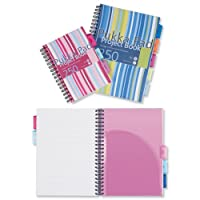 Pukka Pad A4 Project Book (Pack of 3)