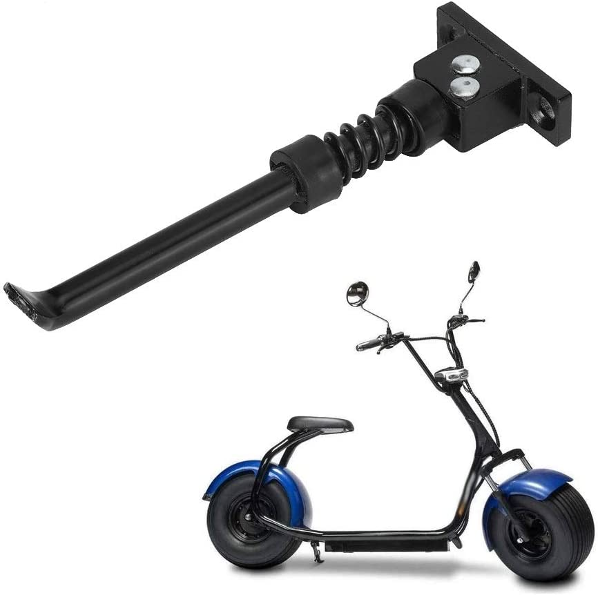 Motorcycle Kickstand Cnc Aluminum Alloy Bike Scooter Rear Side Kickstand Fits For Grace Zero 8x//10x