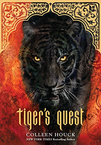 Tiger's Quest (Book 2 in the Tiger's Curse (Custom Tiger)