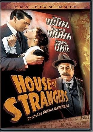 House of Strangers (Fox Film Noir): Amazon ca: Edward G  Robinson