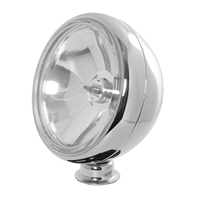 Grand General 80415 6 Inch Clear Halogen Light, 1 Pack: Automotive