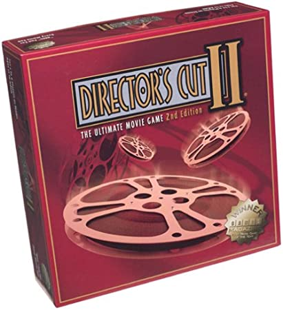 Directors Cut The Ultimate Movie Game Reel Fun For Every Movie Fan Northern Games Company Ltd.