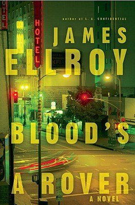 book cover of Blood\'s a Rover