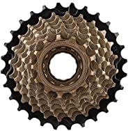 8 Speed Bicycle Freewheel Cassette, Bicycle Coasting Cog Set Cycling Cassette Sprocket Accessory