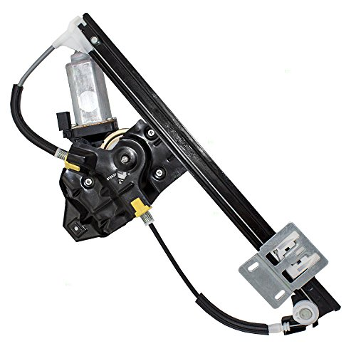 Drivers Rear Power Window Lift Regulator with Motor Assembly Replacement for Land Rover SUV ()