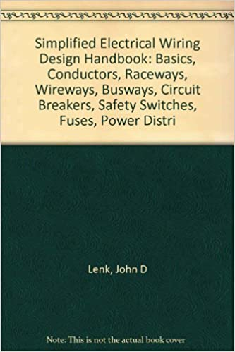 Pleasing Simplified Electrical Wiring Design Handbook Basics Conductors Wiring Database Mangnorabwedabyuccorg