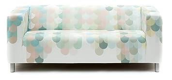 Design Mit Passend Bezug Artefly Klippan Pastel Für Sofabezug Kissen 45RLAj