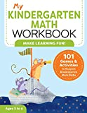 Best Kindergarten Workbooks - My Kindergarten Math Workbook: 101 Games and Activities Review