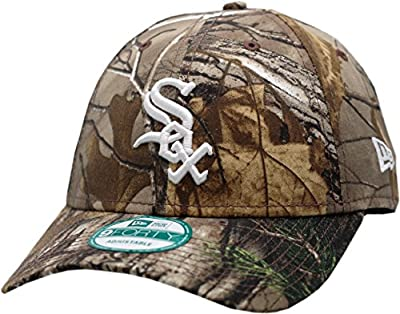 Chicago White Sox The League Realtree Camo 9FORTY Adjustable Hat / Cap from New Era