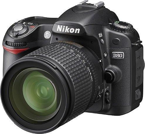 Nikon デジタル一眼レフカメラ D80 AF-S DX 18-135G レンズキット  AF-S DX 18-135G レンズキット B000HK2FL0
