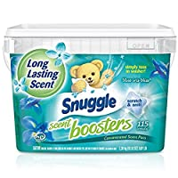 Deals on Snuggle Laundry Scent Boosters Concentrated Scent Pacs 115 Count
