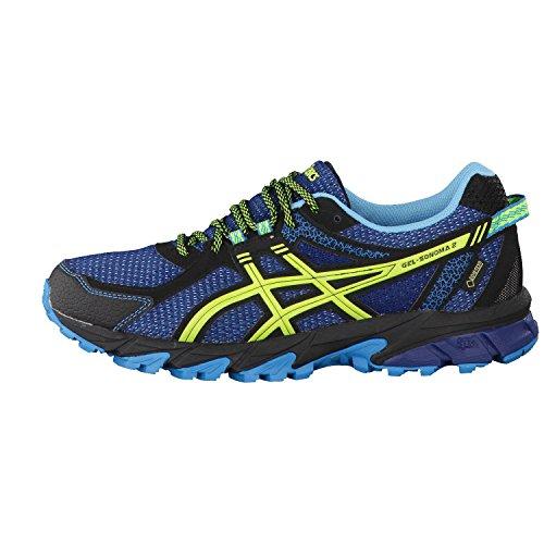 Asics Gel-Sonoma 2 G-tx, Zapatillas de Running para Hombre Negro