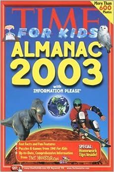 Time for Kids Almanac 2003