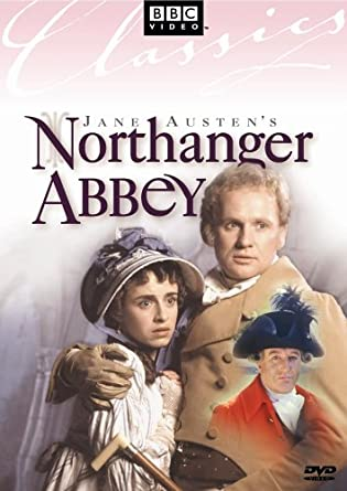 Image result for Jane Austen Northanger Abbey DVD BBC