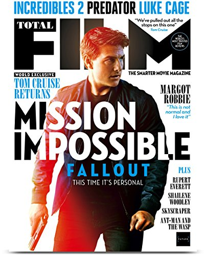 Total Film Magazine : July 2018 : Mission Impossible Fallout