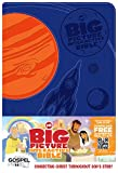 The Big Picture Interactive Bible for Kids, Orange/Purple Creation LeatherTouch, , 1586406418