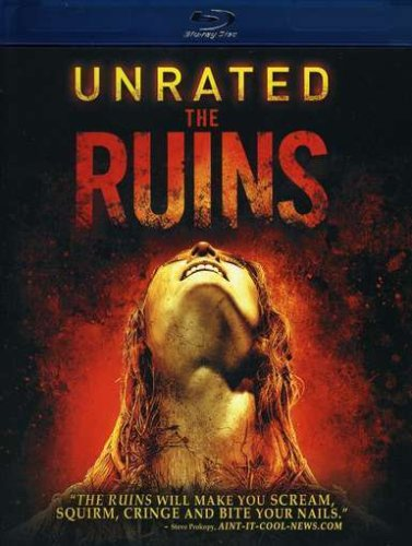 The Ruins (Unrated Version) [Blu-ray]