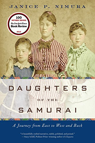 Daughters of the Samurai: A Journey from East to West and Back cover