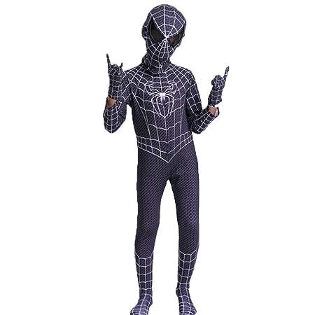 CAKGER Héroes Negro de Spider-Man de Marvel vuelven Adultos ...