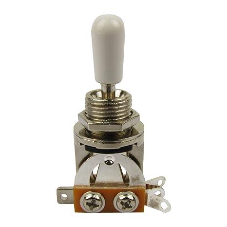 Interruptor selector de pastilla IKN de 3 vías para guitarra