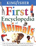 img - for First Encyclopedia of Animals book / textbook / text book