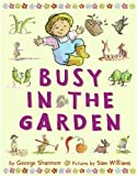 Busy in the Garden, George Shannon, 0060004657